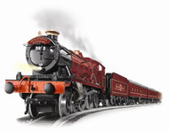 Lionel O Scale Ready-to-Run Harry Potter Hogwarts Express Train Set - 711020