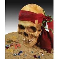 Lindberg 1/1 Pirate's Skull Educational Model Kit - 71302