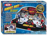 Ideal Toys Motorized Shoot Out Hockey Game - 37100