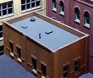 DPM Design Preservation Models HO Scale Modular System Roof & Trim Kit - 30190