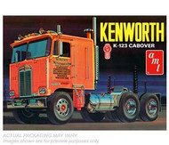 AMT 1/25 Kenworth K123 Cabover Truck Model Kit - 687