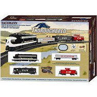 Bachmann HO Scale Thoroughbred (Norfolk Southern) Train Set - 00691