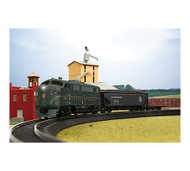 MTH HO F3 Freight Train Set, PRR ~ 8140020