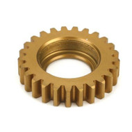 Team Losi 25T Pinion, High Gear, Steel, TiNi: LST, Mega Baja ~ B3357