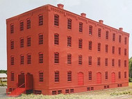 Atlas HO Scale Middlesex Manufacturing Building Kit - 721