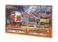 Bachmann HO Scale Royal Gorge Train Set - 00689