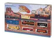 Bachmann HO Scale Rail Chief Train Set - 00706