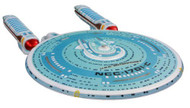 AMT 1/2500 Star Trek Enterprise NCC-1701C Snap Together Model Kit - 661