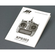JR 9303 Heli System Manual ~ C9250I