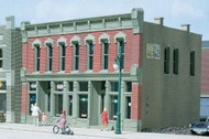DPM Design Preservation Models HO Scale Kit Front Street Building - 12000