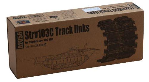 Trumpeter 2056 Plastikmodellbau Fahrzeuge Strv103 late Track links