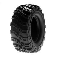 Team Losi 1.9 Mini Rock Bashers Tires, Blue (2) ~ B1481B