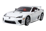 Tamiya 1/24 Lexus LFA Car Model Kit - 24319