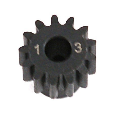 Team Losi 1.0 Module Pitch Pinion, 13T: 8E ~ A3573