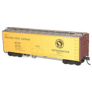 Accurail HO Kit 40' Steel Plug Door Reefer, GNE ~ 8505