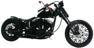 Aoshima 1/12 Black Widow Motorcycle Model Kit - 003428 (NEW! - Arrives in April)