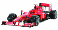 Tamiya 1/20 Ferrari F60 with Photo Etched Parts F1 Car Model Kit - 20059
