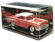 Testors 1/24 or 1/25 Deluxe Car Model Kit Display Case - 103