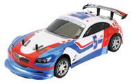 Kid Galaxy 1:18 Rally Patriot Racer RC CAR: 49 MHz - 10189