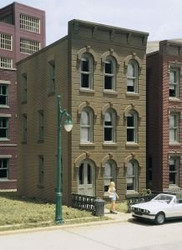 DPM Design Preservation Models HO Scale Kit Townhouse #2 - 11000