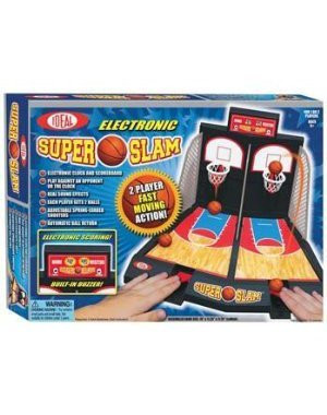 Ideal Toys Electronic Super Slam Basketball Game - 37000