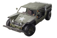 Tamiya 1/12 FMC XR311 2WD Combat Support Vehicle Kit ~ 58004