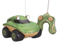 Kid Galaxy Morphibians Gator Land & Water RC Toy Vehicle - 10126