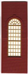 DPM Design Preservation Models HO Scale Modular System Powerhouse Window (2 Pieces) - 30118