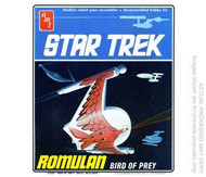 AMT 1/650 Star Trek Romulan Bird Of Prey Model Kit - 665