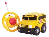 Kid Galaxy GoGo Auto RC Toy School Bus: 27MHz - 10422