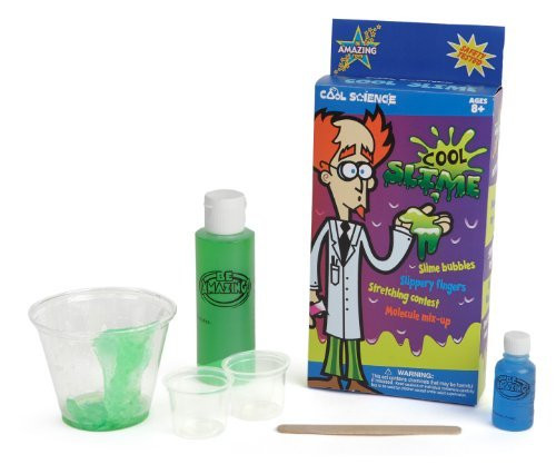 Be Amazing Toys Cool Slime Cool Science Kit - 5840