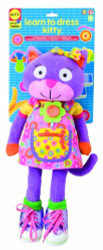 Alex Toys Learn To Dress Kitty - 1491