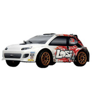 Team Losi 1/24 Micro 4WD RTR RC Rally Car - B0241