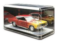 Testors 1/24 or 1/25 Standard Car Model Kit Display Case - 102