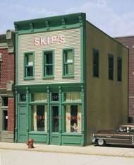 DPM Design Preservation Models HO Scale Kit Skip's Chicken & Ribs - 10500