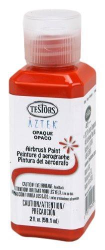 Testors Aztek Airbrushable Acrylic Paint 2 ounces Opaque