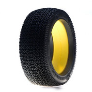 Losi 1/8 Ultra Digits G2 Buggy Tire w/Insert, Green (2) ~ A7775G