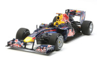 Tamiya 1/20 Red Bull Racing Renault RB6 F1 Car Model Kit - 20067