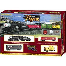Bachmann HO Scale Pacific Flyer (Union Pacific) Train Set - 00692