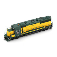 Athearn Genesis HO Scale GP50 Phase 1 Diesel Locomotive C&NW #5056 - G40538 (NEW! - Arrives in October)