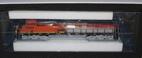 Athearn Genesis HO Scale ES44AC Diesel Locomotive with DCC