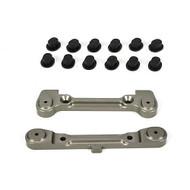 Losi Adjustable Rear Hinge Pin Holder Set: TEN ~ B4113