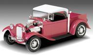 Lindberg 1/24 1934 Ford Roadster Pickup Car Model Kit - 72331
