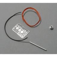 Detail Master Orange Wired Distributor Kit Car Model Kit Accessory - 3207