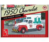AMT 1/25 1950 Chevrolet Texaco 3100 Pickup Model Kit - 679