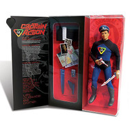 Auto World (Round 2) Captain Action Deluxe Figure - CA1000