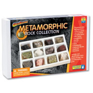 Educational Insights Metamorphic Rock Collection - 5206