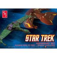 AMT Star Trek 2 Piece Adversary Set Model Kit - 752