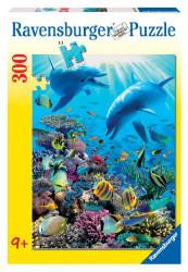 Ravensburger Underwater Adventure 300 Piece Puzzle - 13022