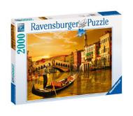 Ravensburger Gondolier in Venice 2000 Piece Jigsaw Puzzle - 16667